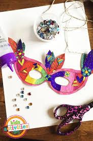 diy mardi gras masks printable mardi gras mask craft