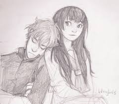 40 romantic couple pencil sketches and drawings romantic couples