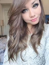 gray hair popular now my hair is now toned to an ash brown hairstyles pinterest