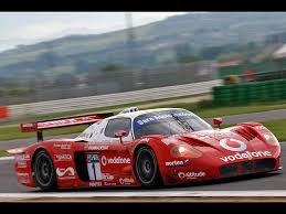maserati mc12 2006 maserati mc12 racing misano front and side red 1024x768