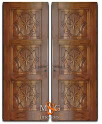 porte in legno massello porte in legno massello porte scorrevoli con pannelli scolpiti