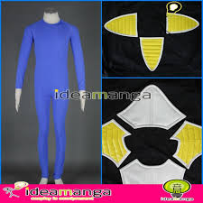 Vegeta Halloween Costume Adults Clothing Parties Picture Detailed Picture