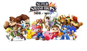 super smash bros wii u wallpapers super smash bros for nintendo 3ds and wii u wallpapers video