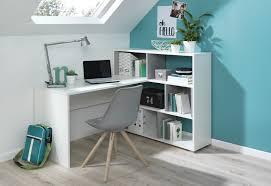 Schreibtisch Computer Wellemöbel Concrete Schreibtisch Weiß Möbel Letz Ihr Online Shop