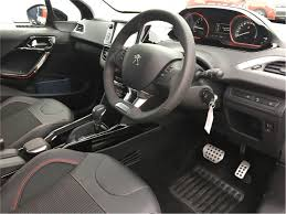 peugeot 508 interior 2017 peugeot 2008 gt 2017 used peugeot new zealand