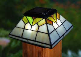 Solar Lights On Fence Posts by Amazon Com Classy Caps Wg322 Wellington Solar Post Cap 2 Pack