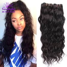 ali express hair weave brazilian virgin hair water wave 3 bundles wet and wavy virgin