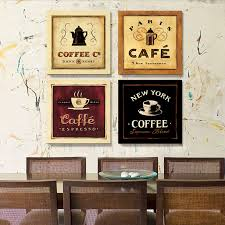 aliexpress com buy coffee bar painting decorative paintings for