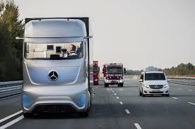 future mercedes future truck 2025