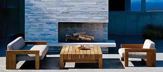 Contemporary Outdoor Sofa Wonderful Outdoor Wood Sofa Contemporary Solid Wood Outdoor Sofa