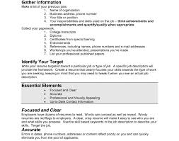 most current resume format latest type of resume page 24 best example resumes 2017