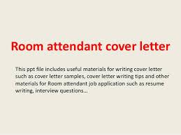 Room Attendant Job Description For Resume by Room Attendant Cover Letter 1 638 Jpg Cb U003d1393201256