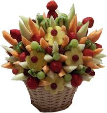 edibles fruits fruit flower arrangement sheilahight decorations
