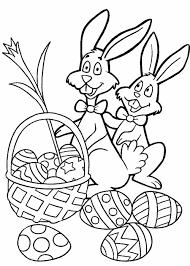 38 easter coloring pages coloringstar