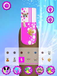 nail salon kids free android apps on google play