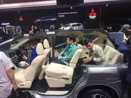 mitsubishi mpv mitsubishi reveals xpander mpv motioncars motioncars