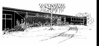 case study house 1 and jr davidson u2013 mid century modern groovy