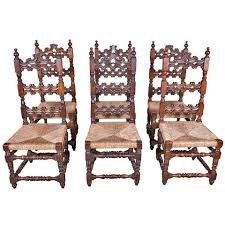 ladder back dining chairs with rush seats home chair decoration