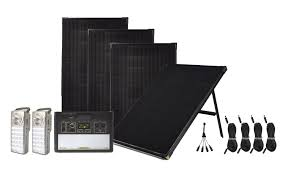 Ultimate Solar Panel by Camping Solar Power Portable Solar Panel Kits