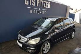 mercedes b class 2009 2009 mercedes b class b200 turbo autotronic cars for sale in