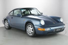 1990 porsche 911 porsche 911 964 carrera 2 coupe tiptronic 1990