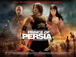 Prince of Persia Movie Review - The Sands of Time