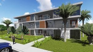 cargo architecture park view multi family sundog structures llc