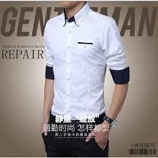 discount plus size 5xl 2015 new mens dress shirts long sleeve