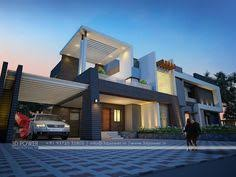 Bungalow House Plans Madurai Sweet Home Pinterest Bungalow - Ultra modern home design