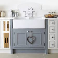 Fireclay Farmhouse Large Belfast White Ceramic Kitchen Sink - Belfast kitchen sink
