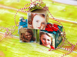personalized photo block ornaments at hambly screen prints