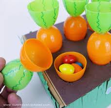 Diy Easter Basket Carrot Garden Diy Easter Basket