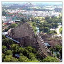 Dallas Texas Six Flags Six Flags Over Texas 1 By Johnmcpherson On Deviantart