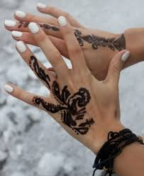henna tattoos for styles