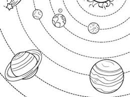 17 planet coloring pages preschoolers printable planet