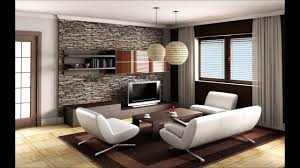 contemporary living room with fancy furniture youtube