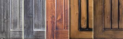 How To Stain Mohagany Doors Youtube by Finishing Wood Doors U0026 613 Honey Oak Finish Cabinet Door Style