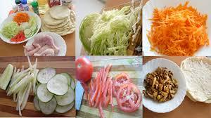 nigerian shawarma chicken and beef shawarma recipe provided