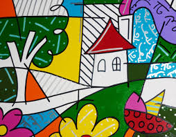 romero britto romero britto art for sale