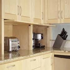 Kitchen Cupboard Designs For Small Kitchens Best 25 Kitchen Appliance Storage Ideas On Pinterest Appliance