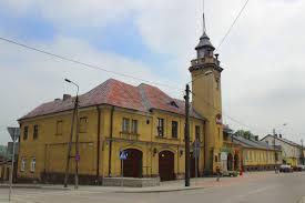 file sieradz budynek osp krakowskie przedmieście 1 jpg wikimedia