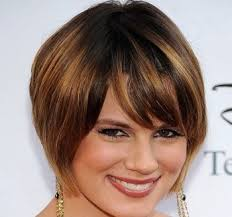 collections of short hairstyles for overweight women over 40