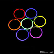 christmas sticks with lights 2018 led fluorescent bracelets glow sticks led light sticks led