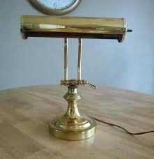 Vintage Desks For Home Office by Antique Desk Lamp Green Glass Shade Antique Furniture