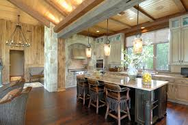 House Plan Modern Rustic Barn Style Retreat In Texas Hill Country