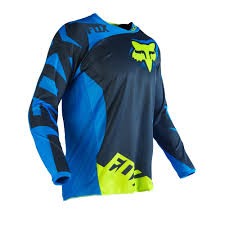 monster jersey motocross fox racing 2016 youth 180 race jersey blue yellow available at