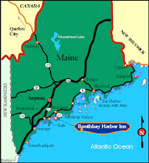 map of camden maine driving directions maine turnpike coastal routes find us