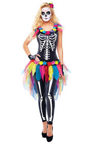 day of the dead costumes women s day of the dead costume women s sugar skull costume