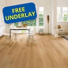 Quick Lock Laminate Flooring Quick Step Impressive Im3106 Natural Varnished Oak Laminate Flooring