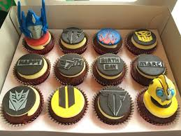 transformers cakes the 25 best transformers cupcakes ideas on
